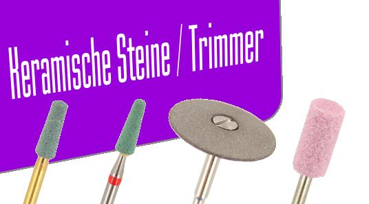 Keramische Steine / Trimmer Icon