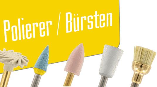 Polierer / Bürsten Icon